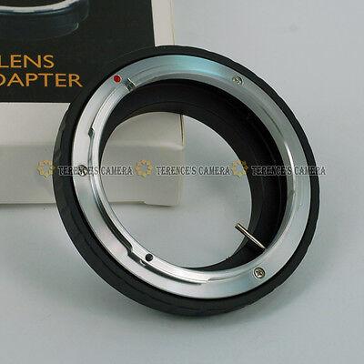 For No Glass CANON FD Lens to Nikon Body Mount Adapter D7200 D810 D5500 (Canon Fd Lens To Nikon Body Mount Adapter)