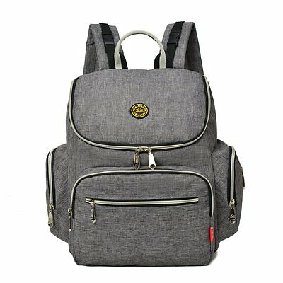 Baby Waterproof Travel Backpack Diaper Bag