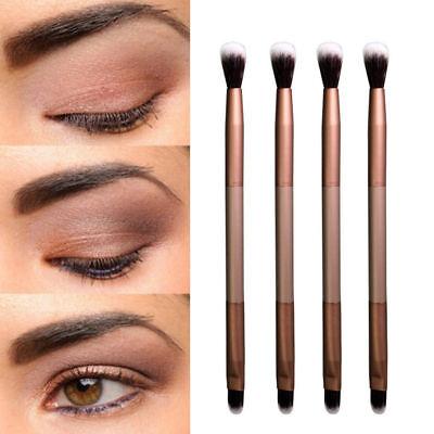 Eye Blending Brush (Blending Makeup Brush Pen Eye Powder Foundation Double-Ended Eyeshadow Brush)