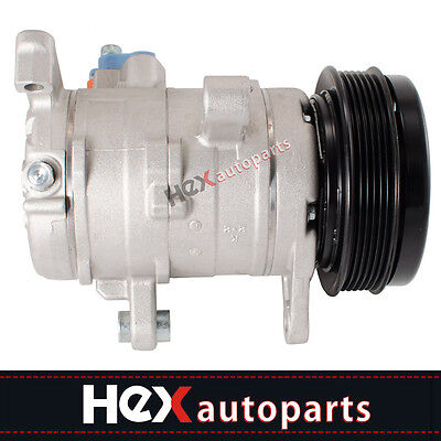 A/C Compressor Fits Jeep Commander 06-07  Grand Cherokee 05-07 10S17E