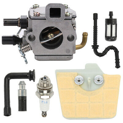 Carburetor For Stihl MS340 MS360 034 036 Chainsaw 1125 120 0651 Carb Air Filter for sale  USA