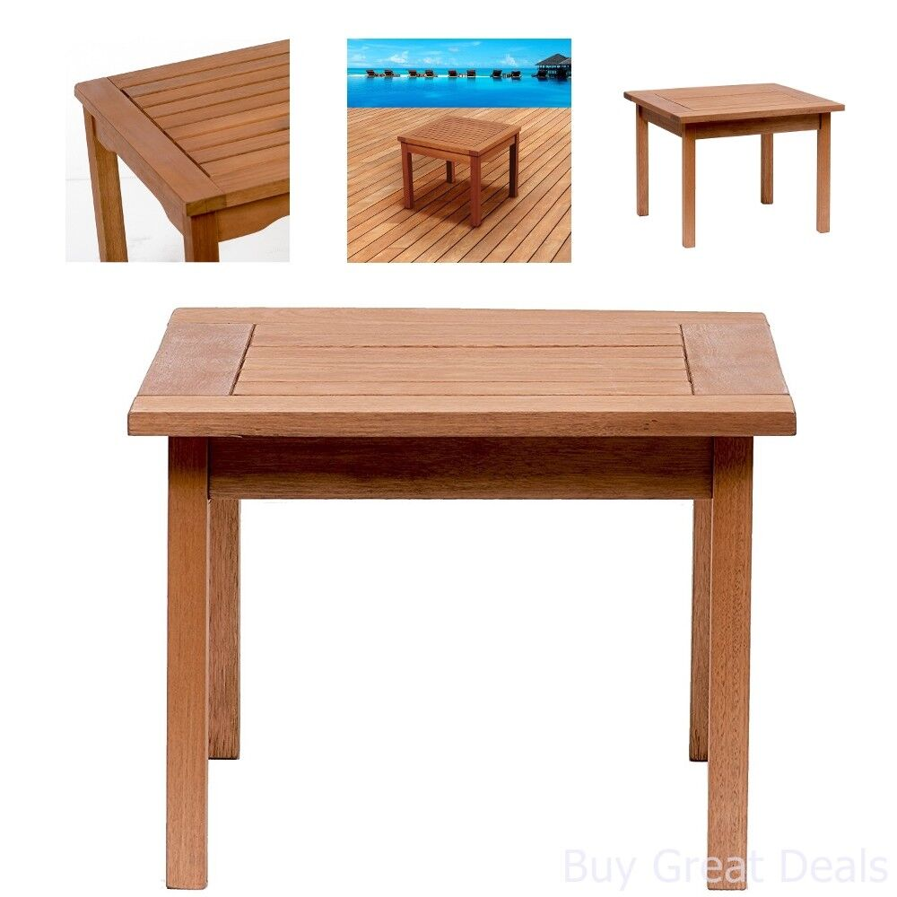 Amazonia Westfield Square Side Table