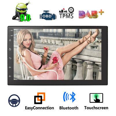 Quad Core Android Auto Radio 9.0 3G WIFI 7