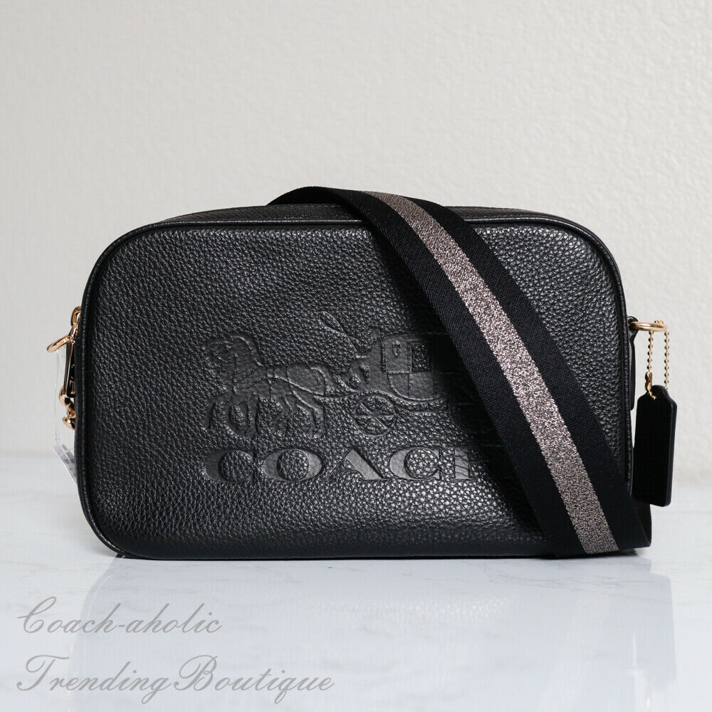 NWT Coach F75818 Leather Jes C...