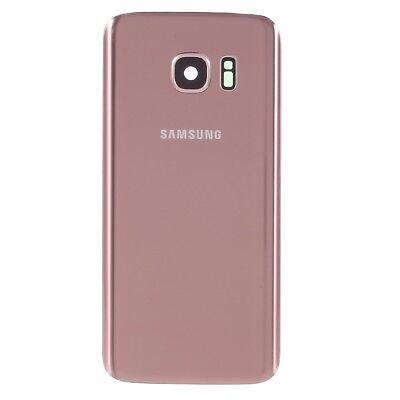 Tapa Bateria Back Cover + Lente Camara Trasera Samsung Galaxy S7 G930...