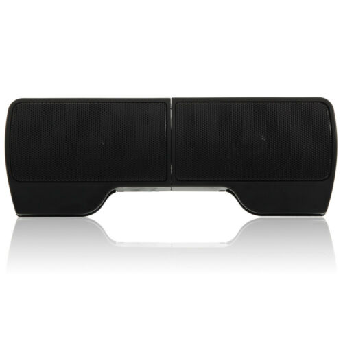 Portable Hanging External Computer USB Speaker Stereo for Mu