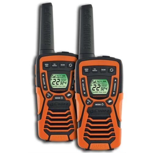 Cobra CXT1095 FLT Floating 37-Mile 22-Channel 2-Way Radio Walkie Talkies