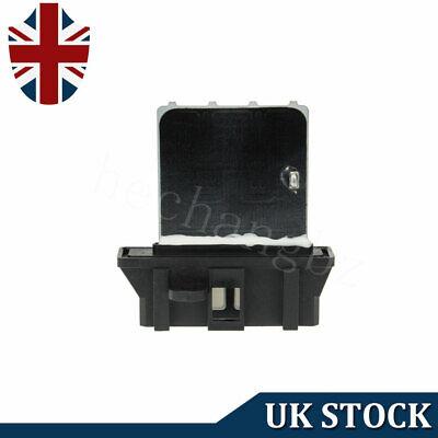 Blower Motor Heater Fan Resistor 8980493940 Fit For Isuzu D-Max Holden Colorado