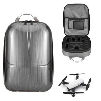 Hard Shell Carrying Backpack bag Case Waterproof Anti-Shock For DJI Spark Drone