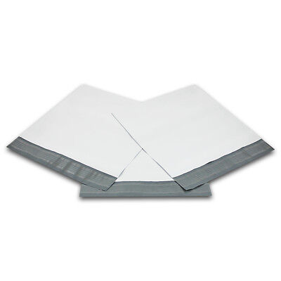 100 7x7 Ecoswift Square Poly Mailers Plastic Envelopes Shipping Bags 1.7mil