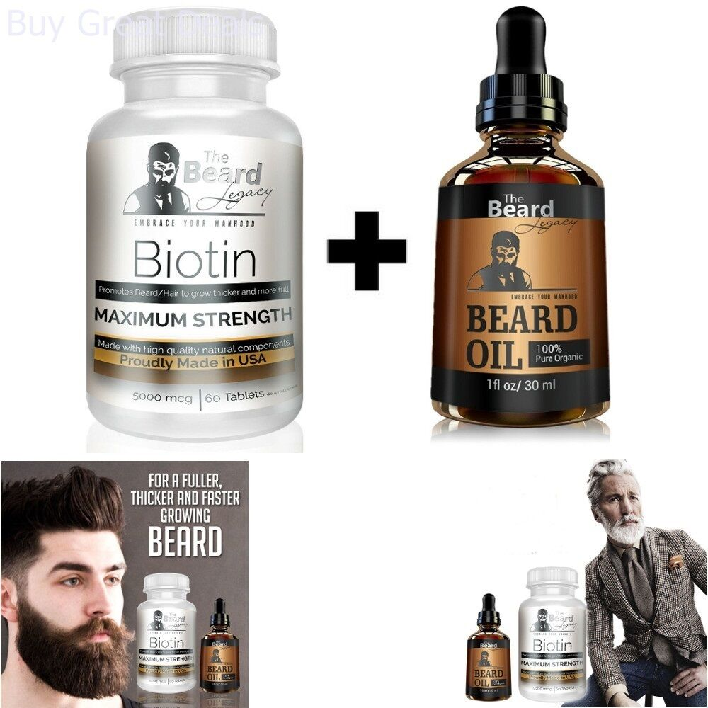 On How To Grow Strong Healthy Beard Diy Mask Oil Castor You