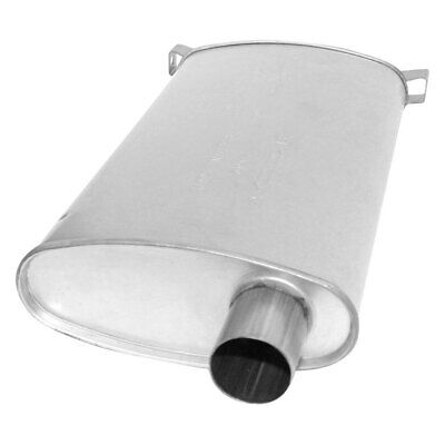 For Ford F-350 88-97 Exhaust Muffler AP Exhaust Challenge Series Aluminized