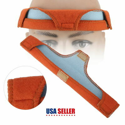 2 Pack Hard Hat Sweat Band Construction Accessory Cotton Loop Hook Sweatbands