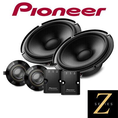 "Pioneer TS-Z65C - 6.5"" 2-Way Component Car Speaker 600W Total Power Speakers..."