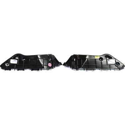 Front Bumper Retainer Bracket For 2013-2015 Toyota RAV4 Driver & Passenger Set 2