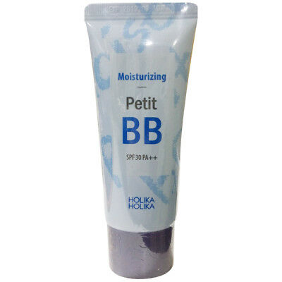 Holika Holika Petit BB Cream #Moisturizing (30ml) SPF30/PA++ Free gifts