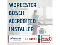 GET THE BEST PRICE FOR YOUR NEW WORCESTER BOSCH BOILER / Installation, Service, & Repair Specialist