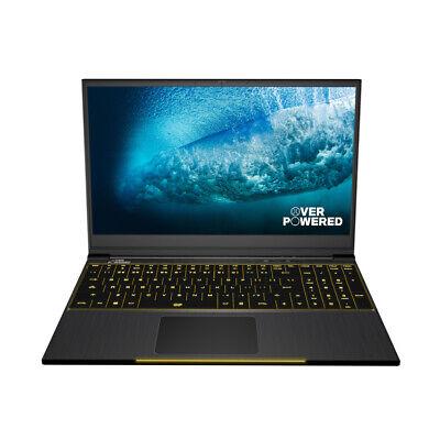 "OVERPOWERED OP-LP1 15"" FHD i5-8300H 2.3GHz NVIDIA GeForce GTX 1050 2GB 8GB RAM"