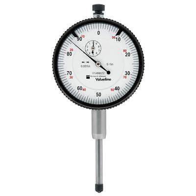 Tesa Brown Sharpe 01489022 Dial Indicator0 To 1 In0-100