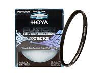 NEW Hoya 58mm FUSION Antistatic Protector Lens Filter for Canon, Fuji, Nikon, Olympus & Sony Lenses