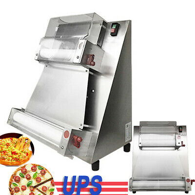 Professional Automatic Electric Pizza Dough Roller Sheeter Machine Pizza Making