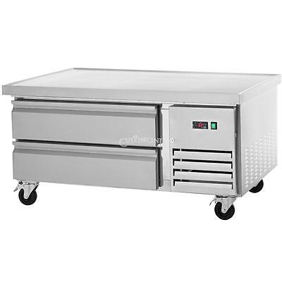 Arctic Air 50in Two Drawer Refrigerated Chef Base - Arcb48
