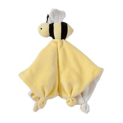Burt's Bees Baby Organic Cotton Velour Hold Me Bee: Sunshine - Lovey/Plush Toy
