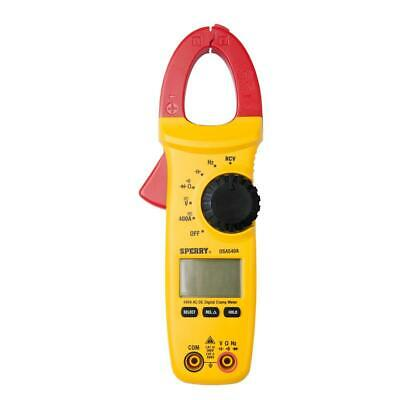 400 Amp 6-function Snap-around Digital Lcd Clamp Meter