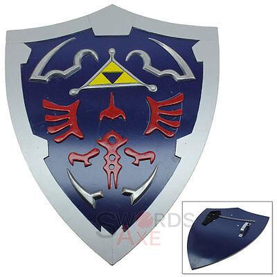 Legend of Zelda Link Breath of the Wild Fiberglass Shield