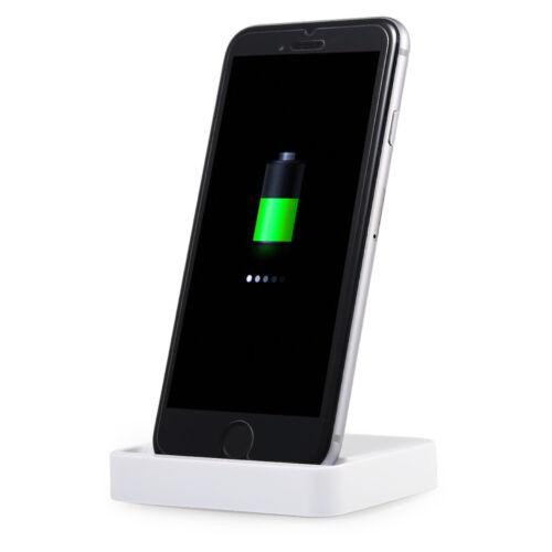PORTATILE 8 Pin Caricabatterie Base Dock Stazione di ricarica per iPhone 5/6/