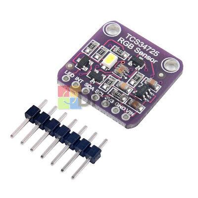 Tcs34725 Rgb Light Color Sensor Recognition Module Fit For Arduino