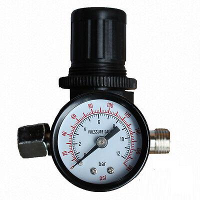 Manometer Luft Druck Regler Druckminderer Druckluft