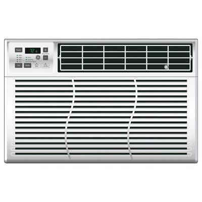 New Ge 8 000 Btu Energy Star 115  Volt Electronic Through The Window Rm Air Cond