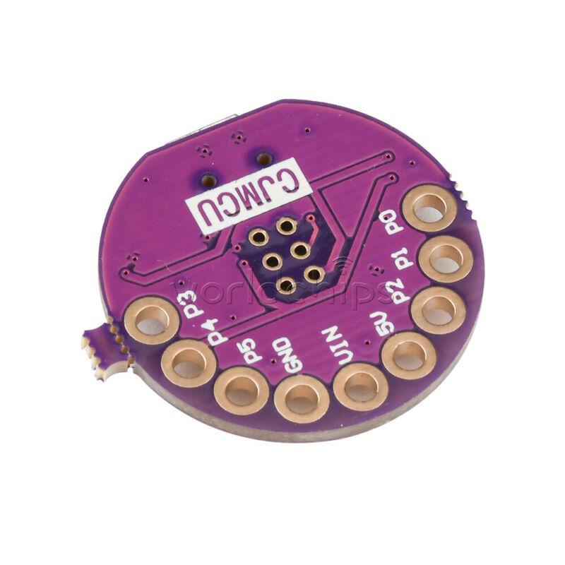 5x Micro USB LilyTiny LilyPad ATtiny85 Development Board Module Fit For Arduino