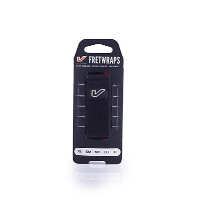 Gruv Gear FretWraps String Muters Single Black (Small)