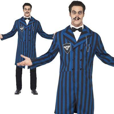 the Manor Costume Mens Halloween Fancy Dress Outfit M,L (Duke Halloween-kostüm)