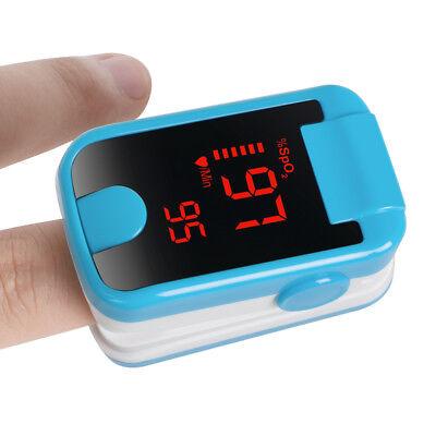 Best Finger Tip Pulse Oximeter SPO2 Heart Rate monitor blood oxygen Meter