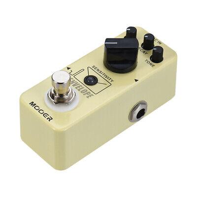 Mooer Envelope True Analog Auto Wah Bass Guitar Effects Pedals True Bypass UK