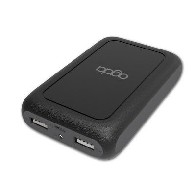 6000mah External Power Bank Backup Dual USB Battery Charger For Cell Phone