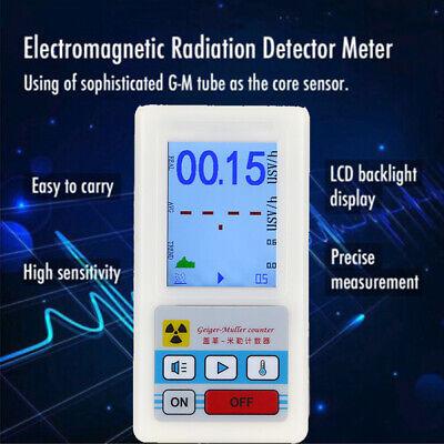 Br-6 Geiger Counter Nuclear Dosimeter Radiation Detector Gamma X-ray Sensitive