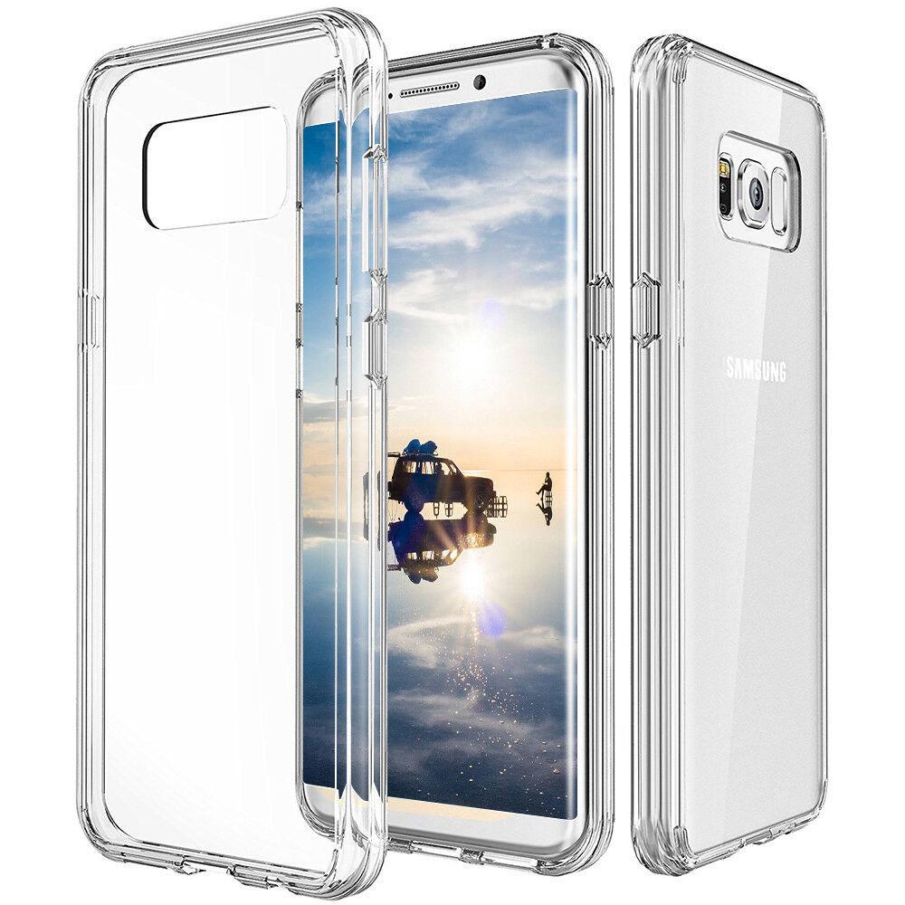 For Samsung Galaxy S10/Plus/S10e/Note 9/8/S9 Ultra Thin Crystal Clear Phone Case For Samsung Galaxy S8 Case