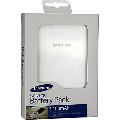 Genuine Samsung Galaxy S6 SM-G920 S6 Edge Portable 3100mAh Battery Pack  ()