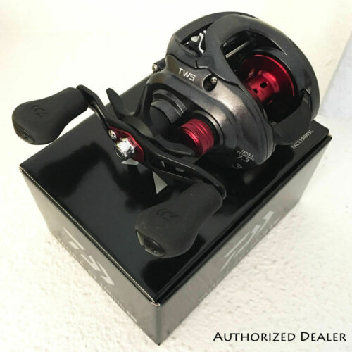 Daiwa Tatula CT 100HL 6.3:1 Left Hand Baitcast Fishing Reel