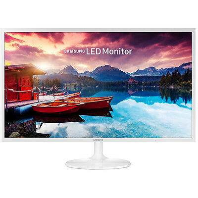 "Samsung - Wide Viewing Angle HD 1920x1080 32"" LED Monitor"