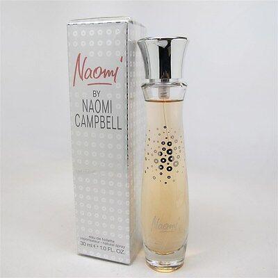 Naomi By Naomi Campbell 30 Ml  1 0 Oz Eau De Toilette Spray Nib