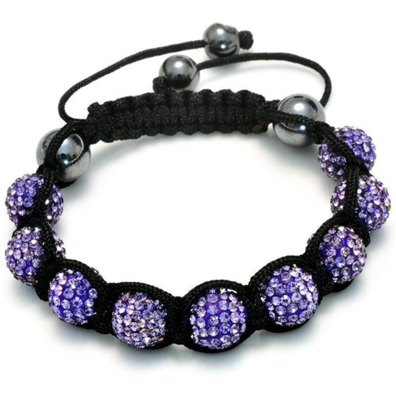 Swarovski Shamballa Bracelet Ebay