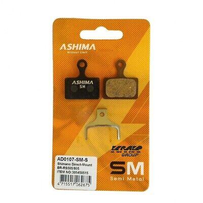 AD0107 Pastilla de Freno Disco MTB Ashima Suave Shimano BRS505/805