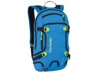 Lost blue Dakine Helipack backpack