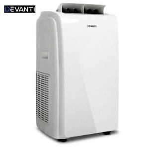 a93a8bf82ae 22000 BTU 4 in 1 Portable Air Conditioner Fan Dehumidifier Heater ...