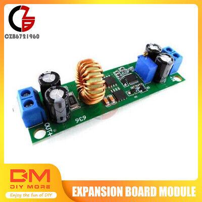 10a Dc To Dc 6.5-60v To 1.25-30v Adjustable Buck Converter Step Down Regulator
